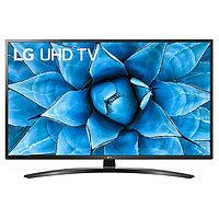 Телевизор LG 55UN74006LA, черный