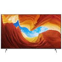 Телевизор Sony LED KD-65XH9096, черный