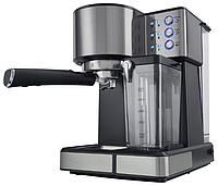 Кофеварка Polaris Adore Cappuccino эспрессо PCM 1536E, черный