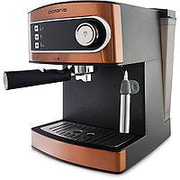 Кофеварка Polaris PCM 1515E Adore Crema, бронза