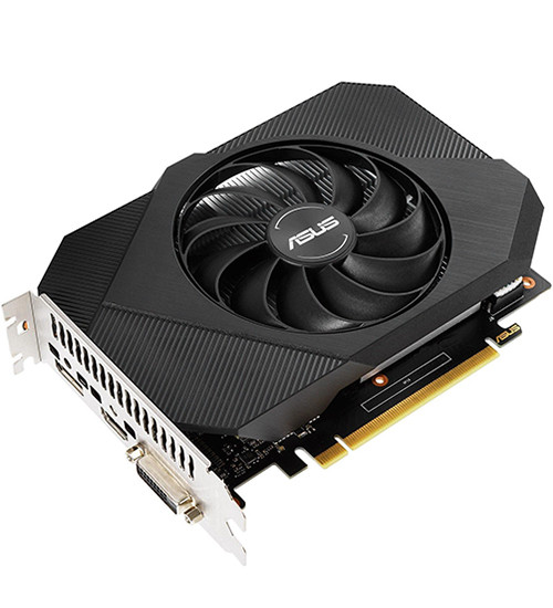 Видеокарта Asus GTX 1650 OC Edition [PH-GTX1650-O4GD6], 4 GB