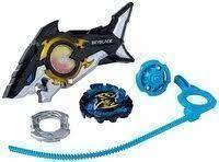 Бейблейд Император Форнеус Ф4 запуск Акула Hasbro Forneus F4 Beyblade Burst Turbo Slingshock Riptide Blast set