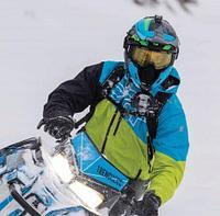 Куртка снегоходная мужская 3в1 CKX HUSKY