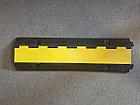 Напольный Кабель-Канал резиновый ККР - 3 (трехканальный), фото 2