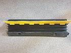 Напольный Кабель-Канал резиновый ККР - 3 (трехканальный), фото 3