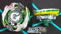 Бейблейд Турбо - Гаргулья G4 Hasbro оригинал Beyblade Burst Turbo Slingshock Gargoyle G4 Single Battling Top
