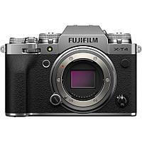 Цифровой фотоаппарат Fujifilm X-T4 Silver Body