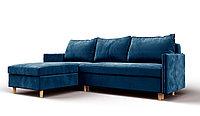 Диван угловой TALISMAN (цвет синий)