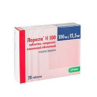 Лориста Н 100мг/12,5 мг №28 табл.