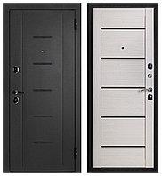 Дверь входная Ferroni Гарда 7,5 Царга Муар Лиственница мокко (960 мм правая)
