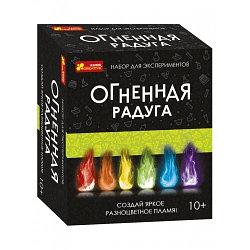 """Ranok 12132083Р Набор для экспериментов """"Огненная радуга"""""""
