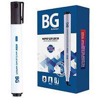 Маркер для доски BG 7219 WBM 3мм черный