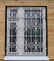 Решетки на окна с установкой