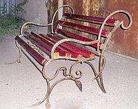 Садовые скамейки для дачи недорого