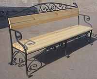 Уличные скамейки для дачи