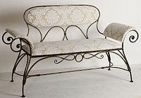Кованые диванчики