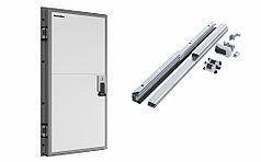 Концерн DoorHan запускает в продажу комплекты для сборки распашных холодильных дверей