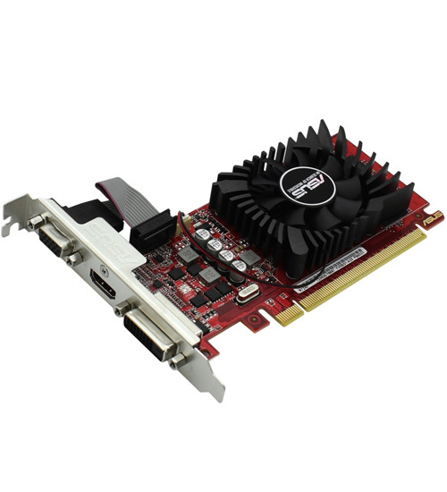 Видеокарта Asus R7 240 [R7240-2GD5-L], 2GB
