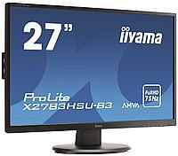 "Монитор 27"" iiyama ProLite X2783HSU, Black"