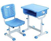 Детский письменный стол K01(стол KZ11A+ стул K025A)