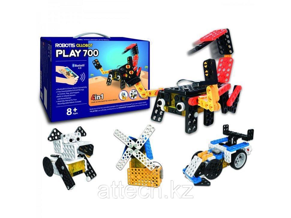 Набор для конструирования роботизированный ROBOTIS PLAY 700