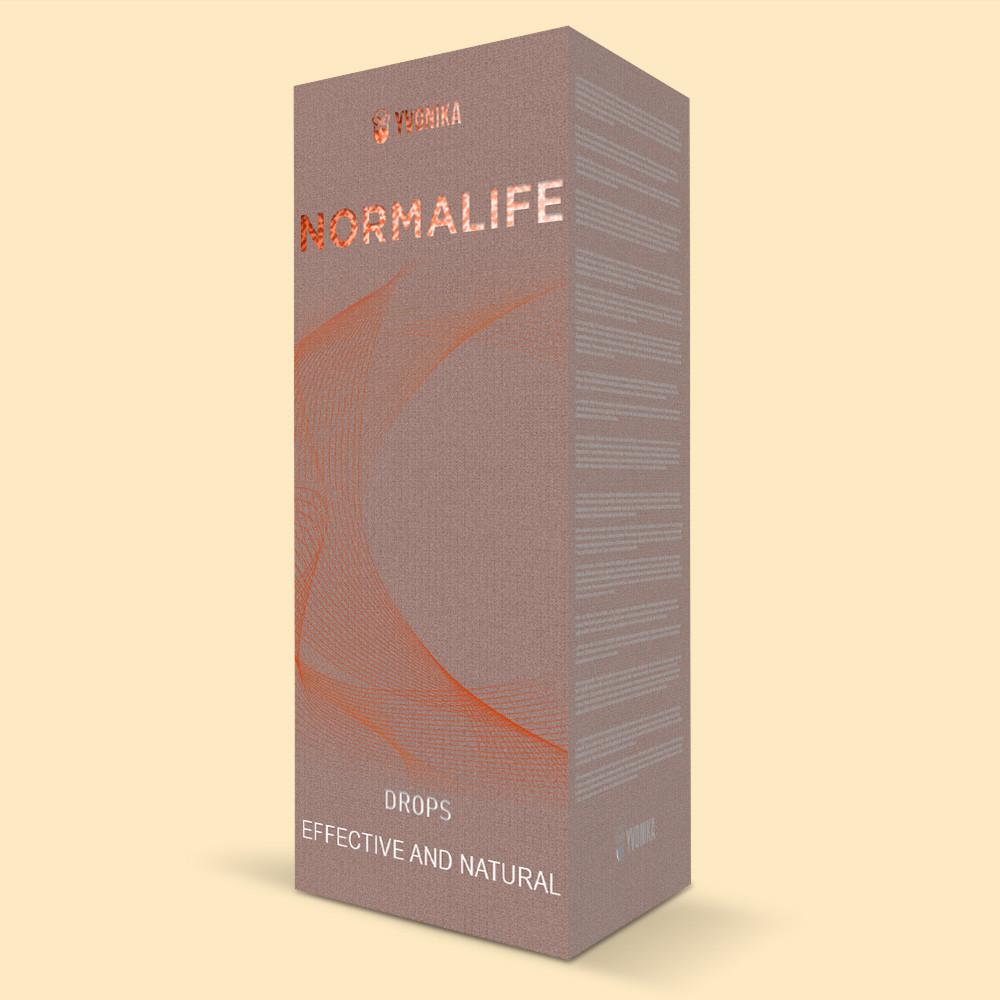 Normalife (Нормалайф) - капли от гипертонии