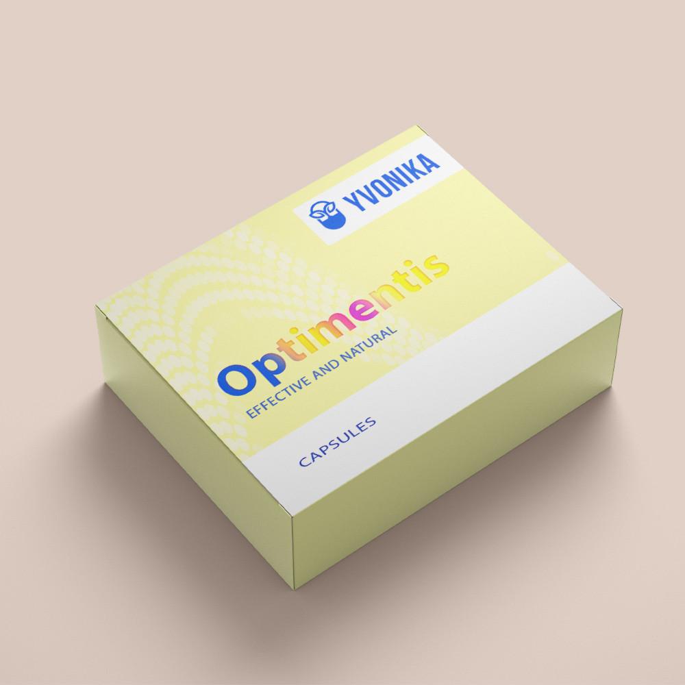 Optimentis (оптиментис) –  капсулы для улучшения активности головного мозга