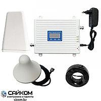 Усилитель Репитер GSM+3G+4G, Beeline, Kcell, Tele2, Altel, GSM Репитер