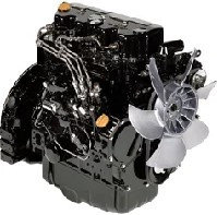 Двигатель 4TNV84T-XSU Yanmar