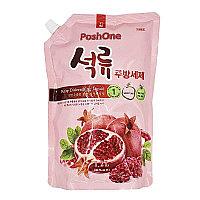 Натуральное средство для мытья посуды PoshOne Pomegranate (Гранат), 1.2л
