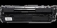 Картридж лазерный №12A Q2612A/FX10 для принтеров HP