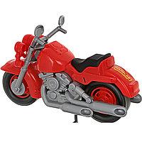 Игрушка мотоцикл гоночный Кросс, Полесье