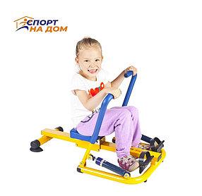 Детский гребной тренажер (4-8 лет)