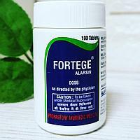 Фортеж (FORTEGE Alarsin) - при мужском бесплодии, импотенции, простатите, 100 таб