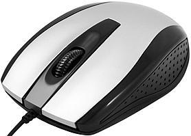 Мышь проводная Defender Optimum MM-140 серый