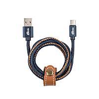 Кабель Ritmix RCC-437 Type-C-USB 2.0 A Jeans