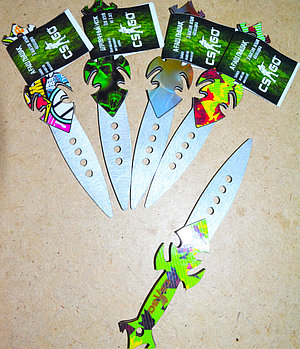 Нож - сувенир из дерева (ручная работа)#made in KZ
