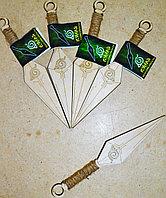 Нож пика с веревкой на рукояти - сувенир из дерева (ручная работа)#made in KZ, фото 1