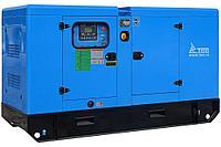 Дизельный генератор ТСС АД-250С-Т400-1РКМ16 в шумозащитном кожухе