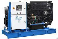 Дизельный генератор ТСС АД-40С-Т400-1РМ16