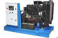 Дизельный генератор ТСС АД-30С-Т400-1РМ16