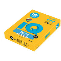 "Бумага IQ ""Color intensive"" А4, 80г/м2, 500л. (солнечно-желтый)"