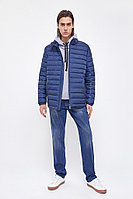 Джинсы мужские Finn Flare, цвет темно-синий, размер W36L36