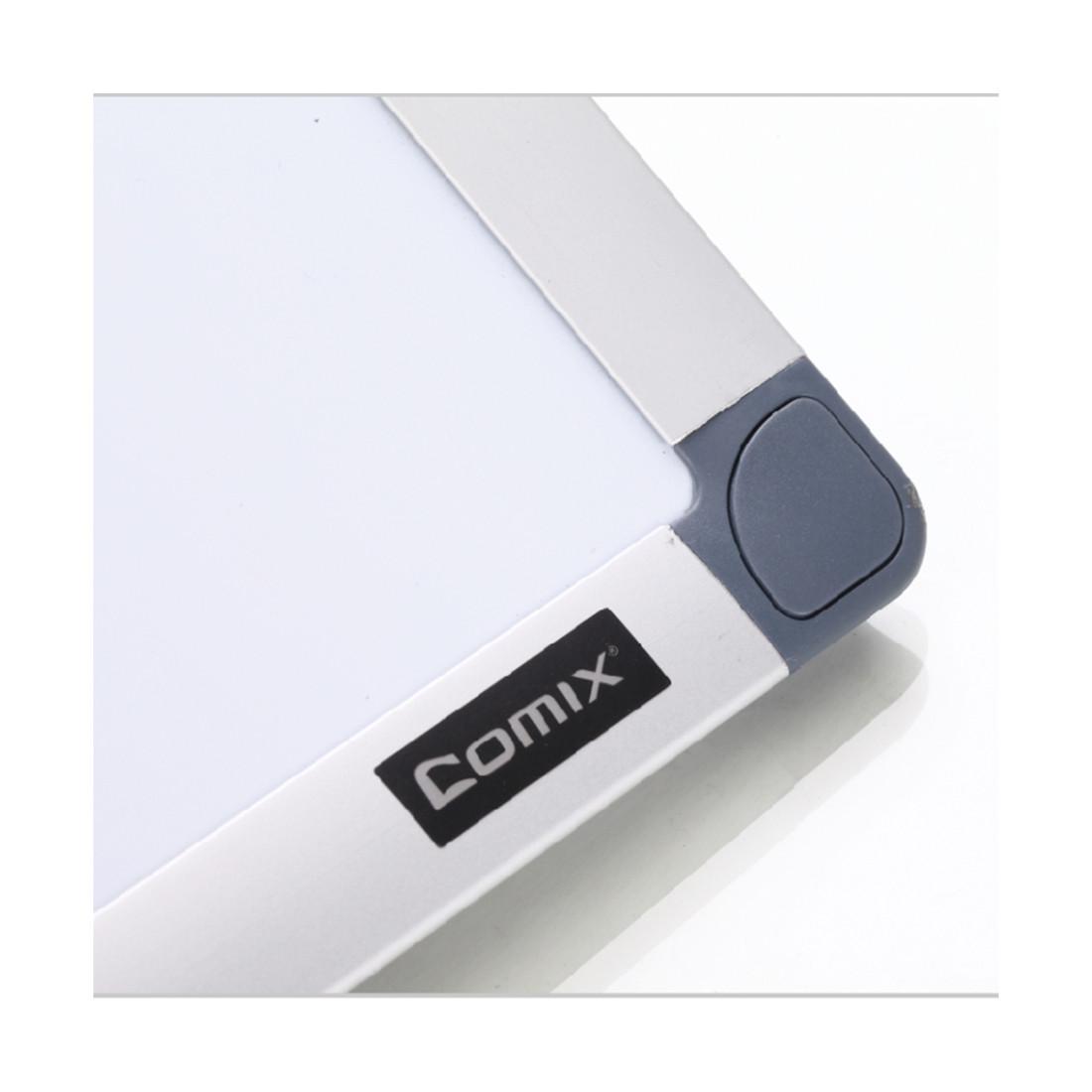 Доска комбо (магнитно-маркерная/пробковая) Comix BM4560L - фото 2