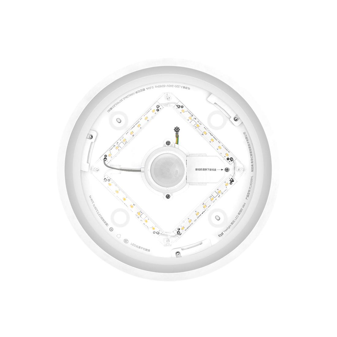 Потолочная лампа Xiaomi Yeelight Crystal Ceiling Light Mini Белый - фото 3