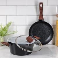 Набор посуды Ebony Rosewood Collection, 4 предмета