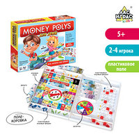Настольная экономическая игра Монополия, 'Для детей'