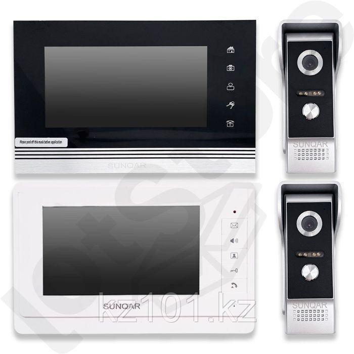 Видеодомофон SUNQAR V70-M4