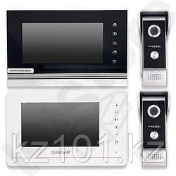 Видеодомофон SUNQAR V70-FN