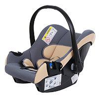 BAMBOLA Удерживающее устройство для детей 0-13 кг NAUTILUS Серый/Бежевый